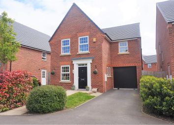 Thumbnail 3 bed detached house for sale in Findley Cook Road, Wigan