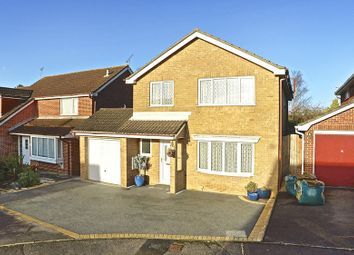 Thumbnail 4 bed detached house for sale in Chaldon Road, Poole
