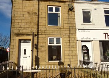 Thumbnail 2 bed terraced house for sale in Keighley Road, Colne