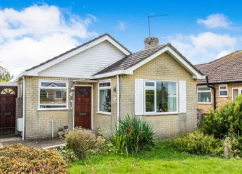 Thumbnail 3 bed detached bungalow for sale in Montgomery Road, Skegness