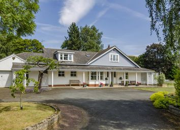 Thumbnail 4 bed detached house for sale in Fairfield, Old Church Road, Colwall, Malvern, Herefordshire