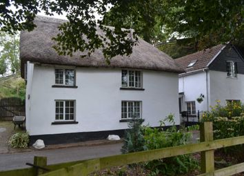 Thumbnail 3 bed detached house for sale in Northmostown, Sidmouth