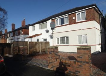 Thumbnail 4 bed semi-detached house for sale in Whitchurch Road, Manchester, Greater Manchester