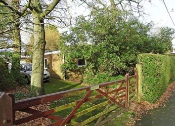 Thumbnail 3 bed detached bungalow for sale in Firs Road, Alderbury, Salisbury