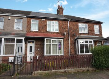 Thumbnail 3 bed terraced house for sale in Welbeck Road, Grimsby