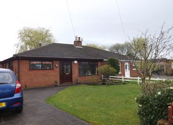 Thumbnail 3 bed semi-detached bungalow to rent in Ivanhoe Avenue, Lowton, Warrington