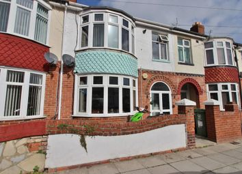 Thumbnail 4 bedroom terraced house for sale in Wesley Grove, Portsmouth