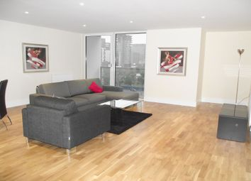 Thumbnail 2 bed flat to rent in Cobalt Point, Lanterns Court, London, London