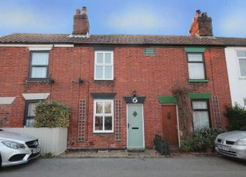Thumbnail 2 bed terraced house for sale in Clifton Cottages, Town Road, Fleggburgh