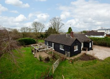 Thumbnail 3 bed detached house for sale in Post Office Hill, Wickhambrook, Newmarket