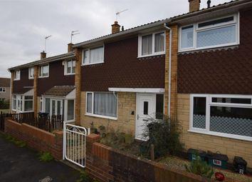 Thumbnail 3 bedroom terraced house for sale in Glebe Walk, Keynsham, Bristol