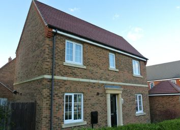 Thumbnail 4 bed detached house to rent in Russett Close, Singleton, Ashford