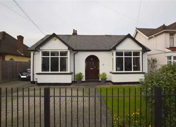 Thumbnail 3 bed detached bungalow for sale in Corringham Road, Stanford-Le-Hope, Essex