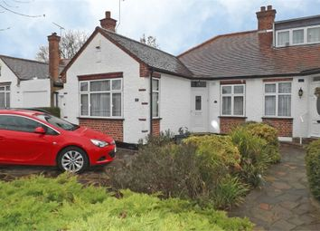 Thumbnail 2 bedroom semi-detached bungalow for sale in Boldmere Road, Pinner, Greater London