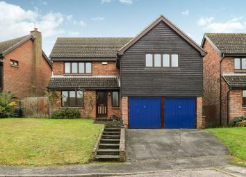 Thumbnail 4 bedroom detached house to rent in Pytches Close, Melton, Woodbridge