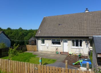 Thumbnail 3 bed end terrace house for sale in 4 Letter Daill, Cairnbaan, Lochgilphead