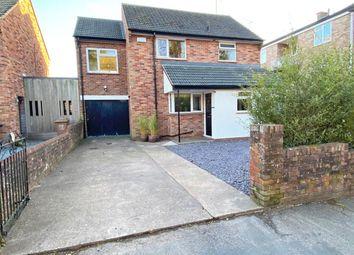 Spicer Road, St. Leonards, Exeter EX1. 3 bed detached house for sale