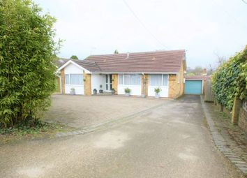 Thumbnail 3 bed detached bungalow for sale in Curdridge Lane, Waltham Chase, Southampton
