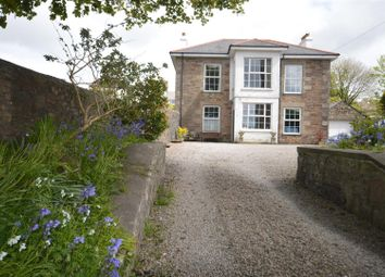 Thumbnail 4 bed detached house for sale in Trew Parc, Pednandrea, Redruth