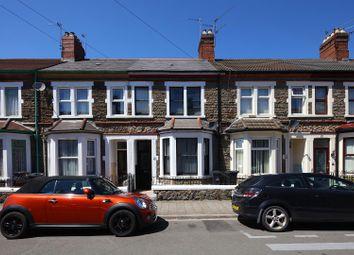Thumbnail 2 bed terraced house for sale in Kingcraig Street, Roath, Cardiff