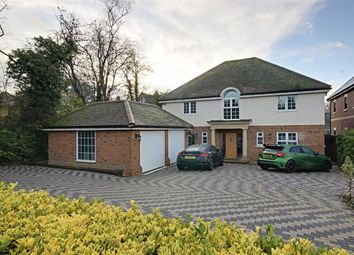 Thumbnail 5 bed detached house for sale in Mymms Drive, Brookmans Park, Hertfordshire