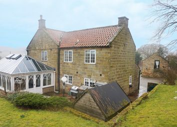 Thumbnail 7 bed farmhouse for sale in Chop Gate, Bilsdale, North Yorkshire