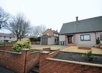 Thumbnail 2 bed semi-detached house for sale in Alexander Road, Auchmuty, Glenrothes
