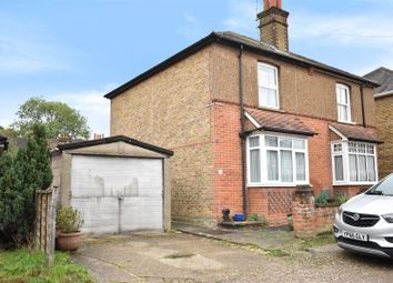 Thumbnail 2 bed semi-detached house for sale in Maple Road, Ashtead