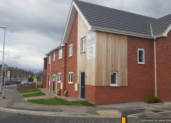 Thumbnail 4 bedroom end terrace house for sale in Northolme View, Gainsborough