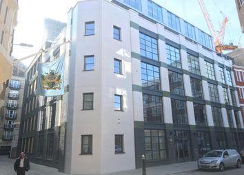 Thumbnail 1 bed flat to rent in Askew Building, Bartholomew Close, Barbican, Farrington, London