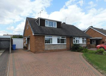 Thumbnail 4 bed semi-detached house for sale in Filance Lane, Penkridge, Staffordshire