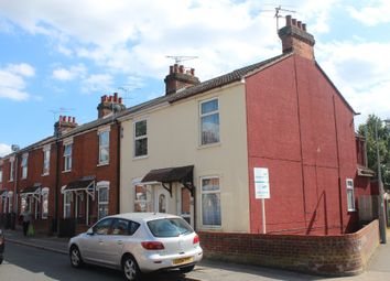 Thumbnail 2 bed end terrace house to rent in Bramford Lane, Ipswich