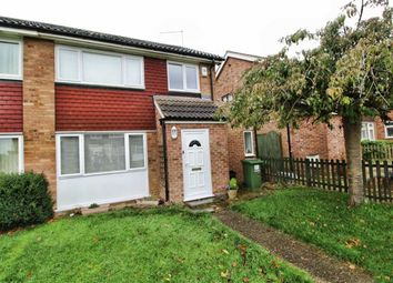 Thumbnail 3 bed semi-detached house for sale in Eden Walk, Bletchley, Milton Keynes