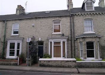 Thumbnail 2 bed terraced house to rent in 3, Thorpe Street Scarcroft Road, York