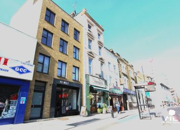 Thumbnail 3 bed flat to rent in Mile End Road, London