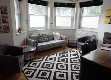 Thumbnail 3 bed flat to rent in Ashburnham Road, London