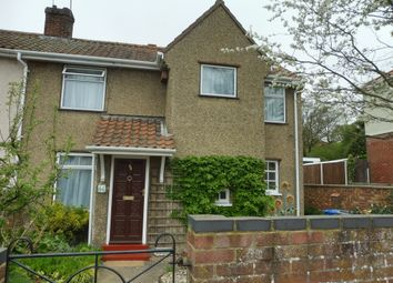 Thumbnail 3 bedroom end terrace house for sale in Long John Hill, Norwich