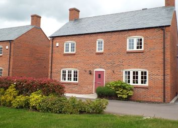 Thumbnail 4 bed property to rent in Sherwood Court, Long Whatton