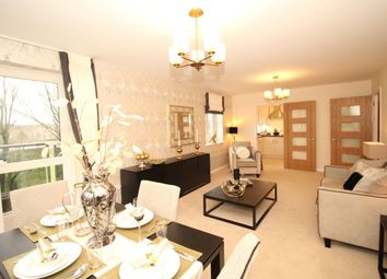Thumbnail 2 bedroom flat for sale in Broadfield Court, Park View Road, Prestwich