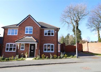 Thumbnail 4 bed detached house for sale in Croft Way, Longridge, Preston