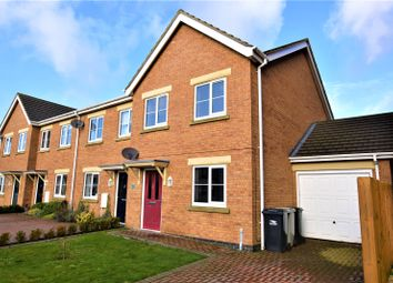 Thumbnail 3 bed end terrace house for sale in Belton Park Road, Skegness, Lincolnshire