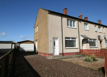 Thumbnail 2 bed end terrace house for sale in Birniehill Avenue, Bathgate