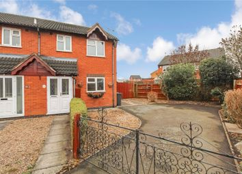 Thumbnail 3 bed semi-detached house for sale in Blackthorn Drive, Syston, Leicester, Leicestershire