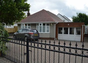Thumbnail 3 bed detached bungalow for sale in Mynydd Newydd Road, Swansea