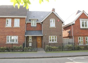 Thumbnail 3 bed town house to rent in Brockenhurst, Hampshire