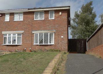 Thumbnail 2 bed property to rent in Snowdon Way, Wolverhampton