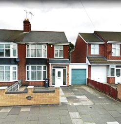 Thumbnail 3 bed semi-detached house for sale in Ethel, Leicester
