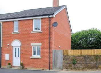 Thumbnail 3 bedroom detached house for sale in Langley View, Chulmleigh