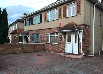 Thumbnail 4 bed semi-detached house for sale in Goshawk Gardens, Hayes