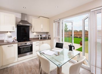 "Thumbnail 2 bed semi-detached house for sale in ""Newton"" at Oldbury Court Road, Fishponds, Bristol"